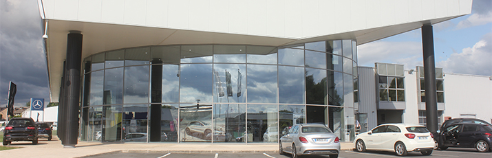Concession Covema Mercedes-Benz Charleville